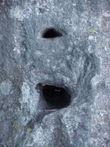 Trúbiaci kameň (Sucháň)